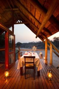Rhino Post Private Honeymoon Dinner
