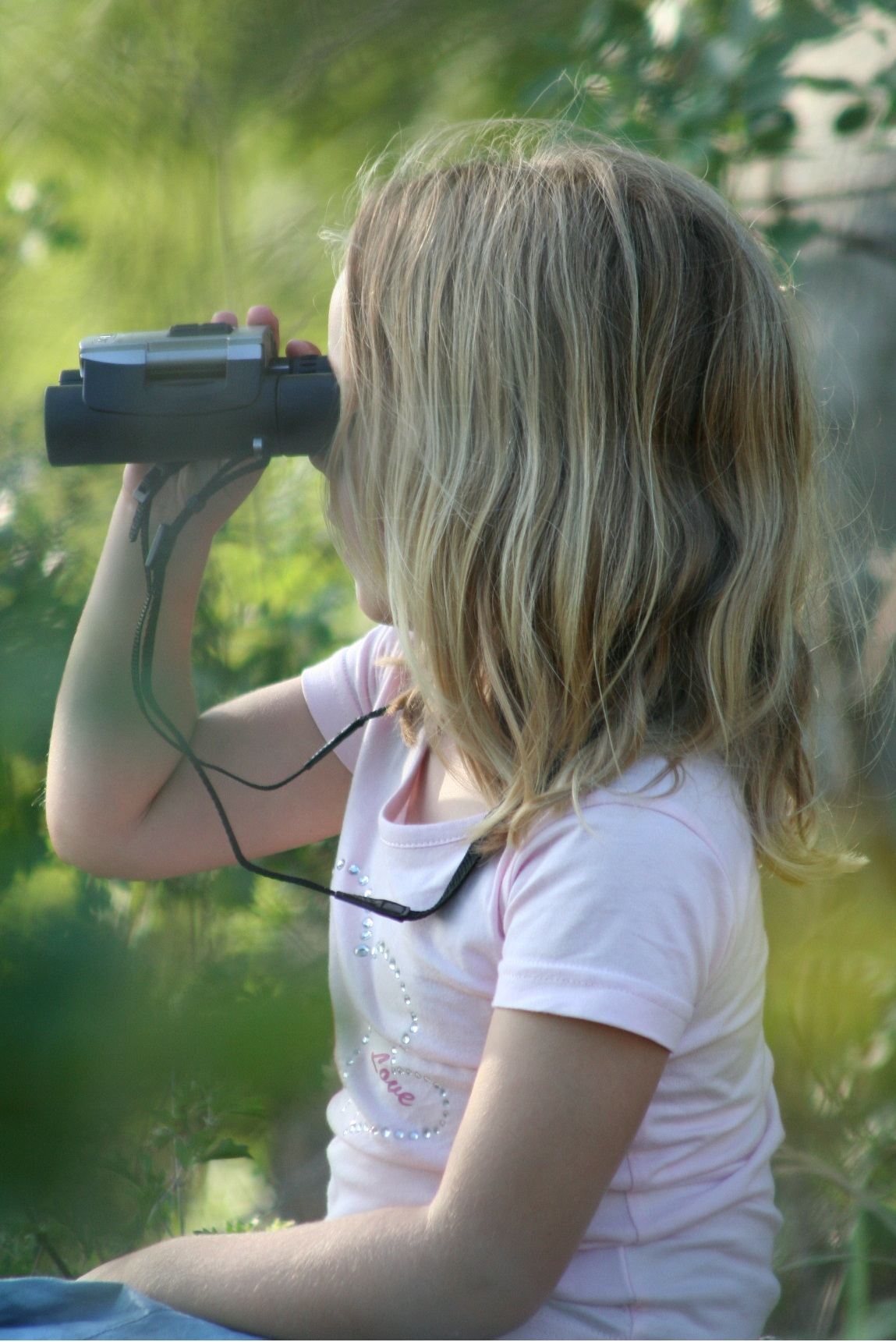 Shanay binoculars