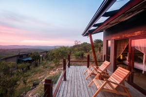 Luxury Safari Lodge Hluhluwe Accommodation Luxury Bush Villa Deck