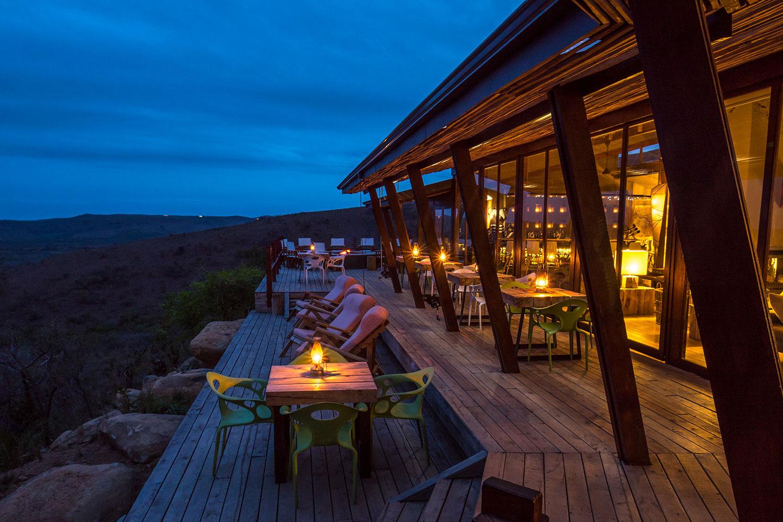 Hluhluwe Game Reserve Accommodationrhino Ridge Safari Lodge