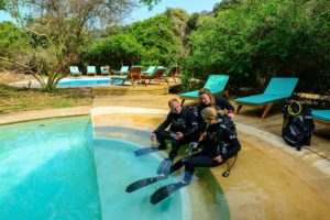 Luxury Dive Resort - Scuba Lessons