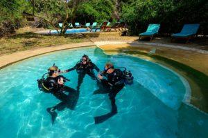 Luxury Dive Resorts - Scuba Lessons