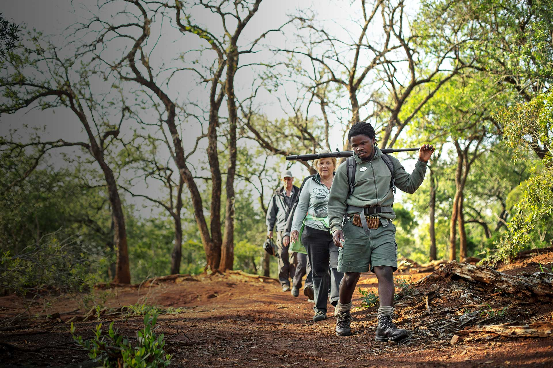Bush Trails at Rhino Ridge Safari Lodge